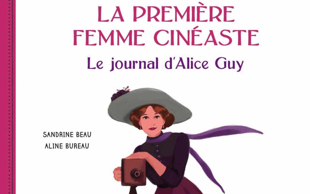 La première femme cinéaste