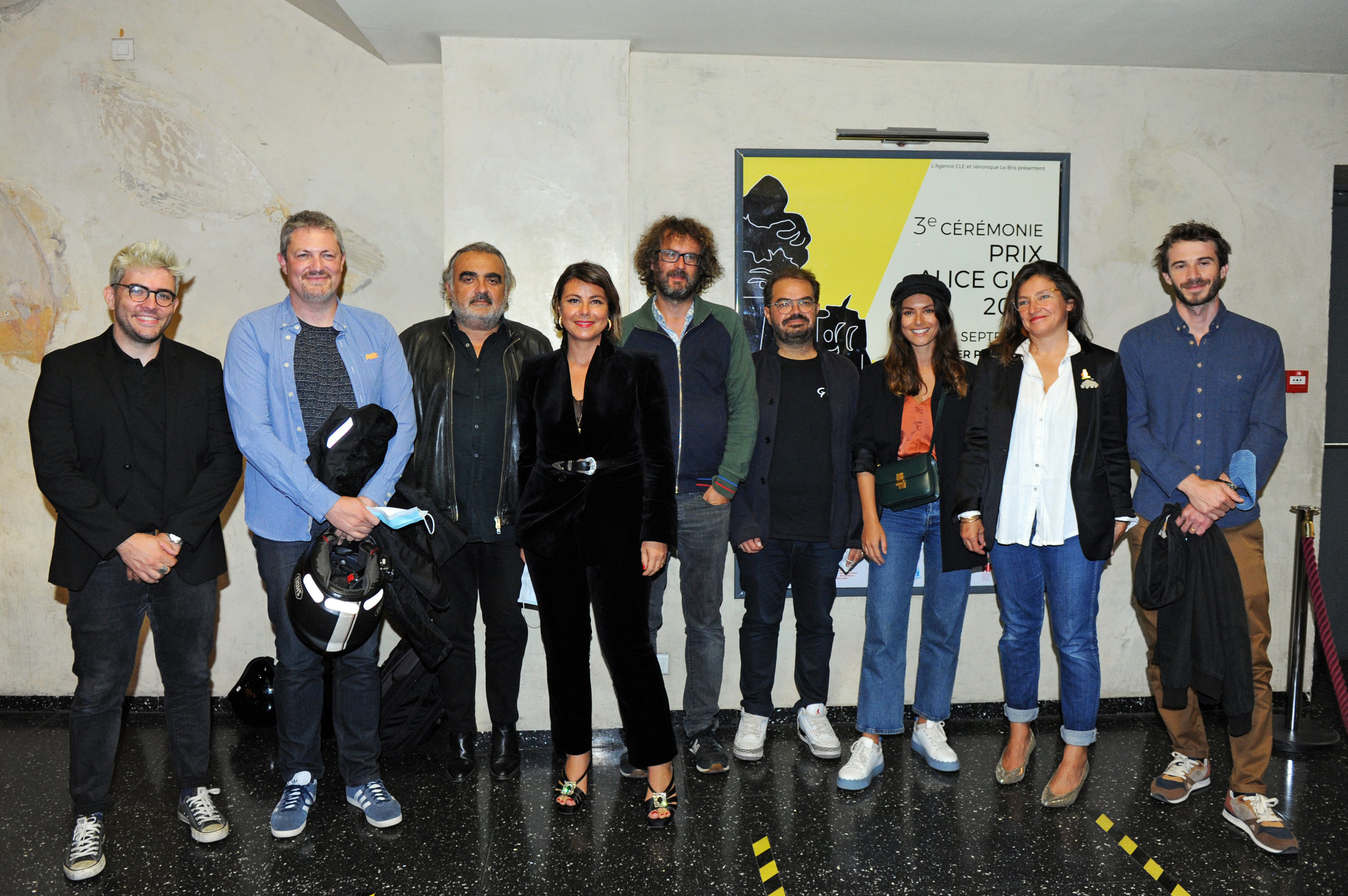 L'interview de Mounia Meddour, lauréate 2020- prixaliceguy.com
