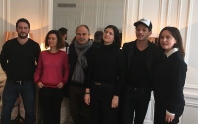 Le jury 2018 du Prix Alice Guy