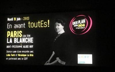 Le Prix Alice Guy en région