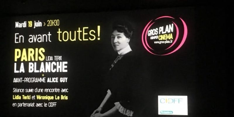 Prix Alice Guy 2018