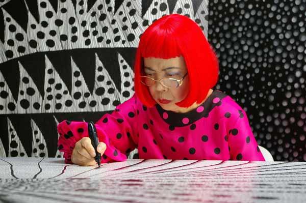 Kusama : Infinity - La vie et l'oeuvre de Yayoi Kusama - Prix Alice Guy