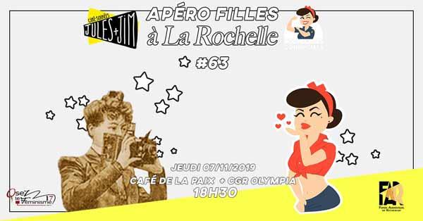 Le Prix Alice Guy à La Rochelle - prixaliceguy.com